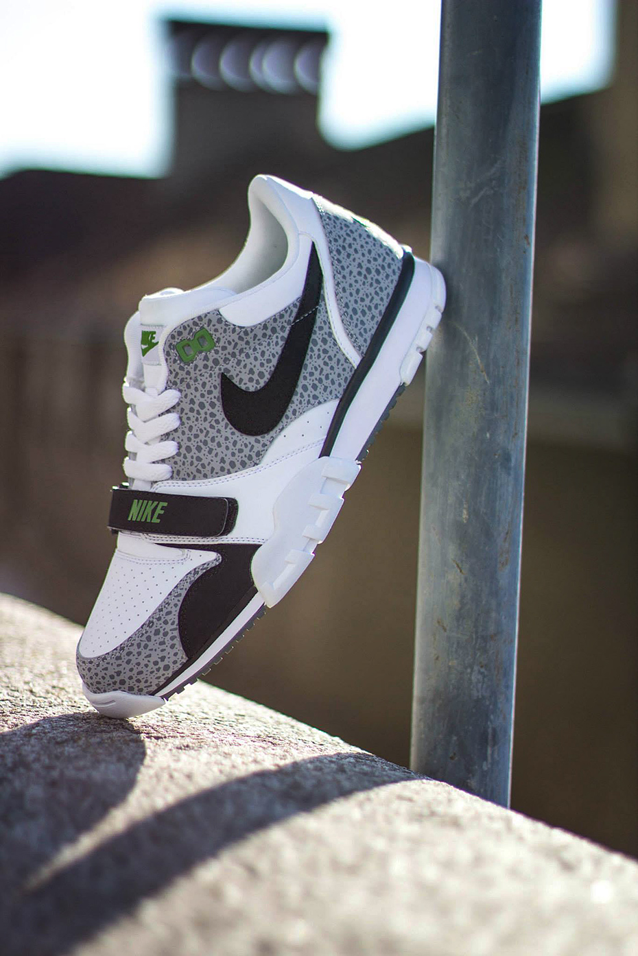 meilleure sélection 49f3a 5e48a Nike Air Trainer 1 Low ST 'White/ Black-Wolf Grey-Cool Grey ...