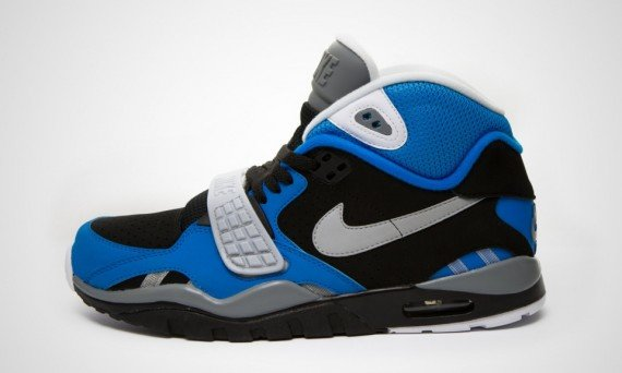 Nike Air Trainer SC II Black Blue Grey