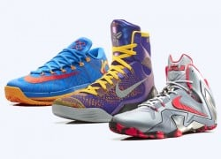 Nike Basketball Unveils Its Entire Elite Team Collection