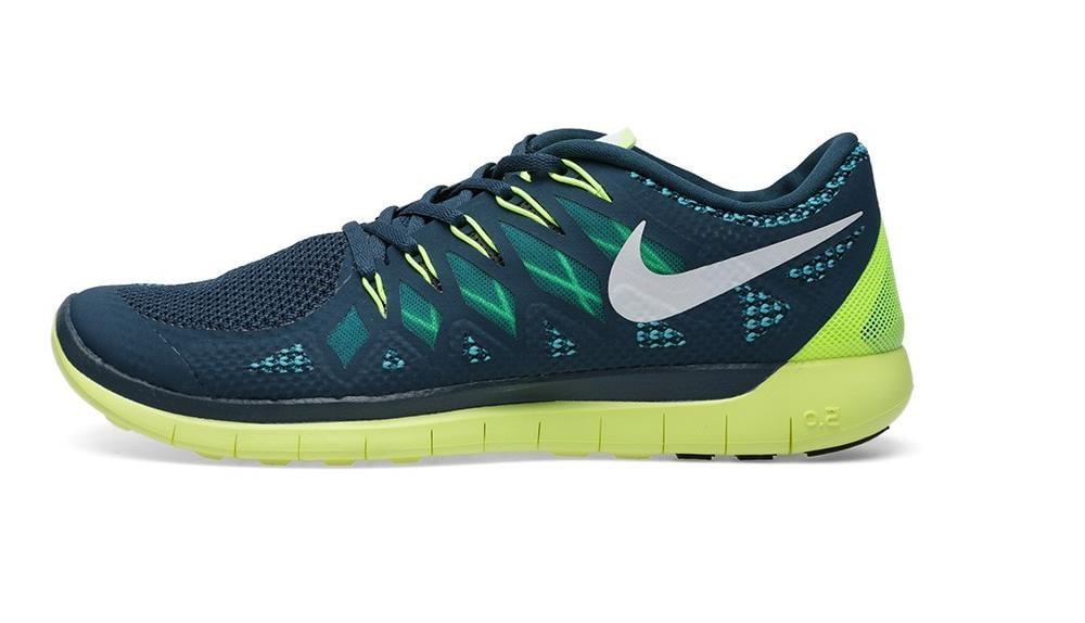 sale retailer 68a12 f8eff Nike Free 5.0 'Nightshade/Tribe Green' | SneakerFiles