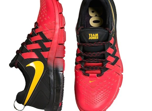 new style e0fad 8b2fc Nike Free Trainer 5 0 Jon Bones Jones 2 0 Detailed Look