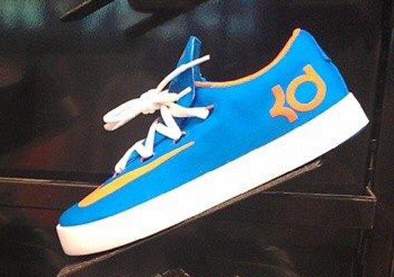"Nike KD 6 GS ""Vulcanized"" - First Look"
