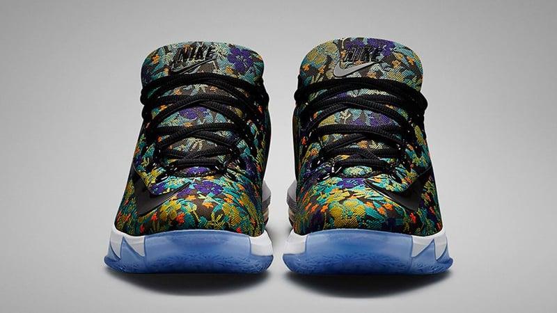the best attitude 35d07 61475 Nike KD VI (6) EXT QS Floral  Foot Locker Release Details