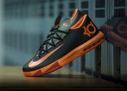 "Nike KD 6 ""Anthracite"" – Detailed Look"