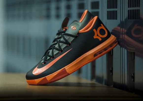 """6fe92b4f146d Nike KD 6 """"Anthracite"""" - Detailed Look"""