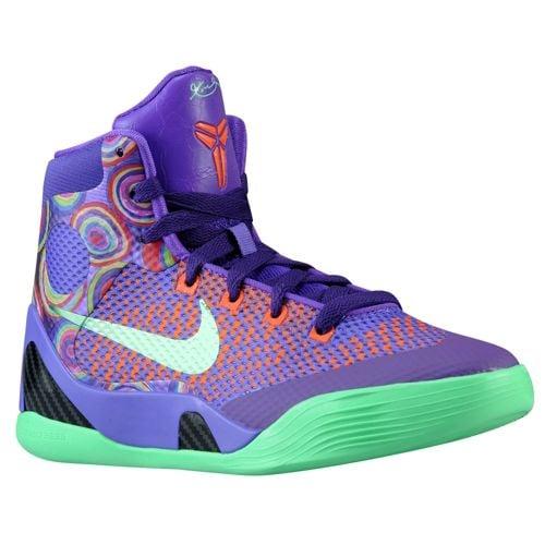 Nike Kobe 9 Elite GS Purple Venom | Now Available