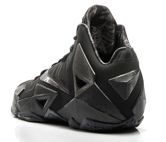 Nike LeBron 11 Anthracite Updated Release Info