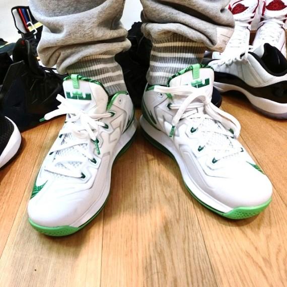 Nike LeBron 11 Low Dunkman Easter