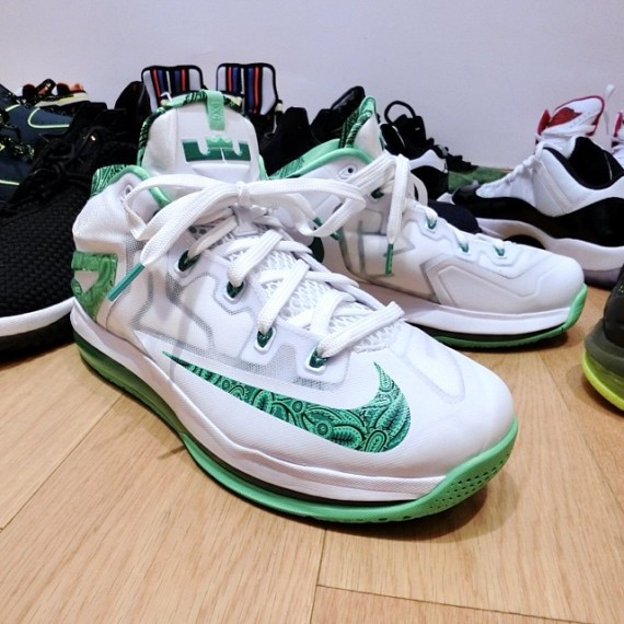 Nike LeBron 11 Low Dunkman Easter