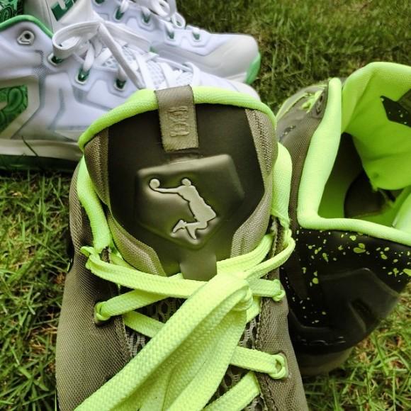 Nike LeBron 11 Low Dunkman Release Info