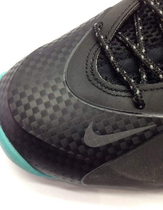 Nike Lil Penny Posite Black Teal