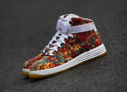 "Nike Lunar Force 1 Hi ""Paint Splatter"""