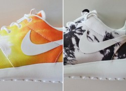 "Nike Roshe Run ""Sunset & Palm Trees"""