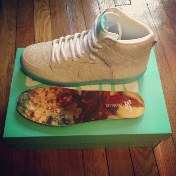 sports shoes 4f1e3 f3b3a Nike SB Dunk High Baohaus