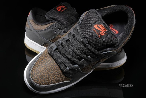 Nike SB Dunk Low Giraffe Now Available