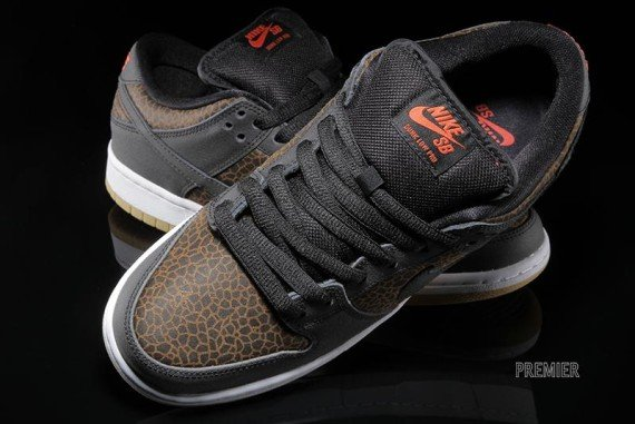 reputable site f0ff6 e0169 Nike SB Dunk Low Giraffe Now Available