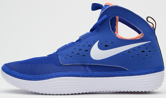 Nike Solarsoft Costa High Game Royal