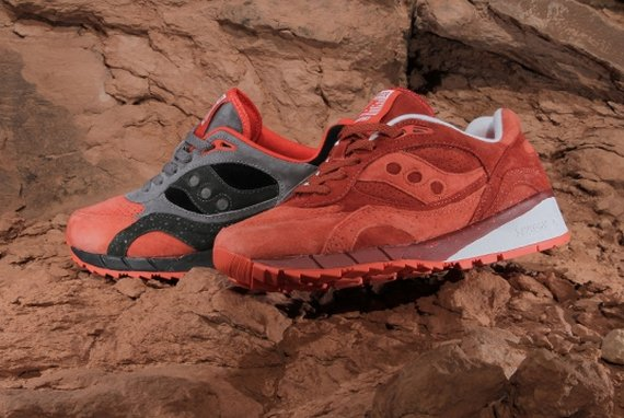 Premier x Saucony Shadow 6000 Life on Mars Pack Release Info