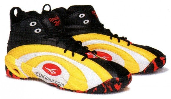 Reebok Shaqnosis Miami Heat First Look
