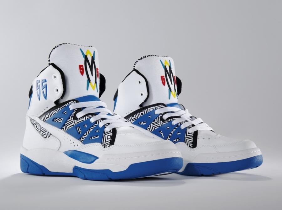 Release Reminder: adidas Mutombo Running White/Blue