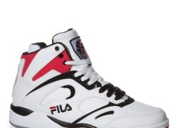 Release Reminder: FILA KJ7 'White/Black-Fila Red'