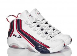 Release Reminder: FILA Stackhouse 2 'White/Fila Navy-Fila Red'