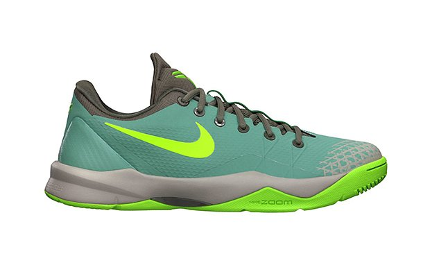 Release Reminder: Nike Zoom Kobe Venomenon 4 Diffused Jade/Electric Green-Light Loden