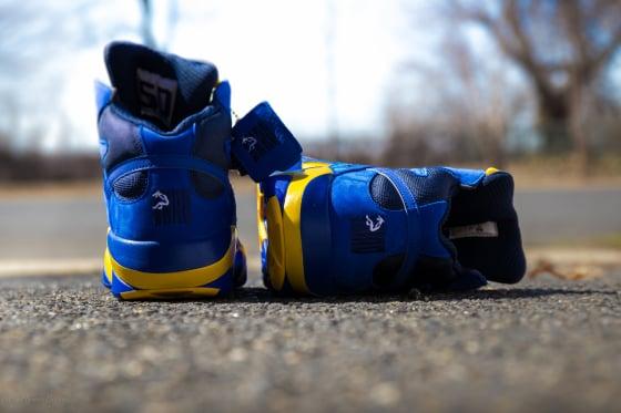 Packer Shoes x Reebok Shaq Attaq Blue Chips Release Information