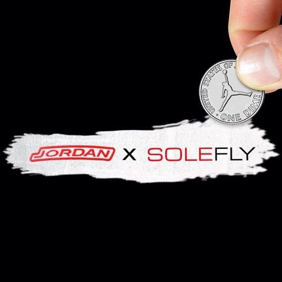 Solefly x Air Jordan 3