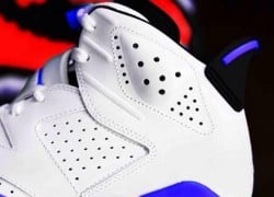 "Air Jordan 6 ""Sport Blue"" – Quick Look"