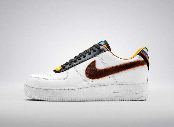 Nike Air Force 1 RT Collection Nikestore Release Information