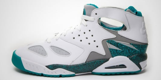 Turbo Green Nike Air Tech Challenge Huarache