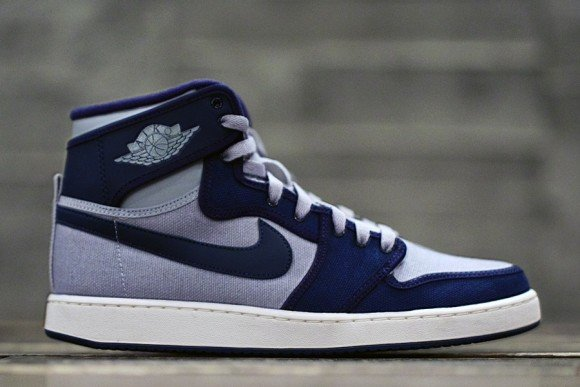 Air Jordan 1 AJKO UNC vs Georgetown Rival Pack Detailed Look