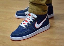 "Nike Vandal High ""Denim"" – Now Available"