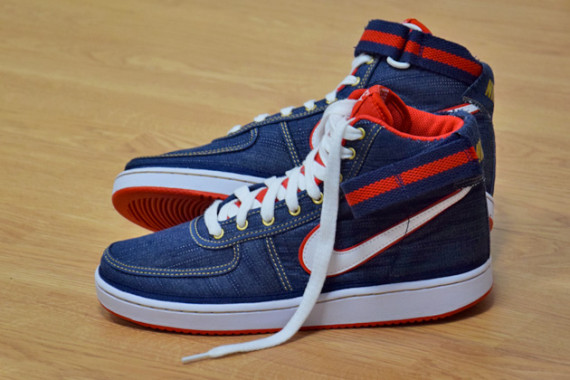 online store 4fecf e175f ... Nike Vandal High Denim Now Available ...