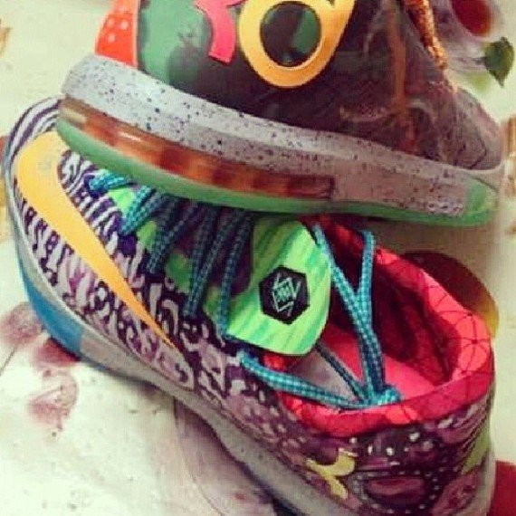 Nike What The KD 6 First Look