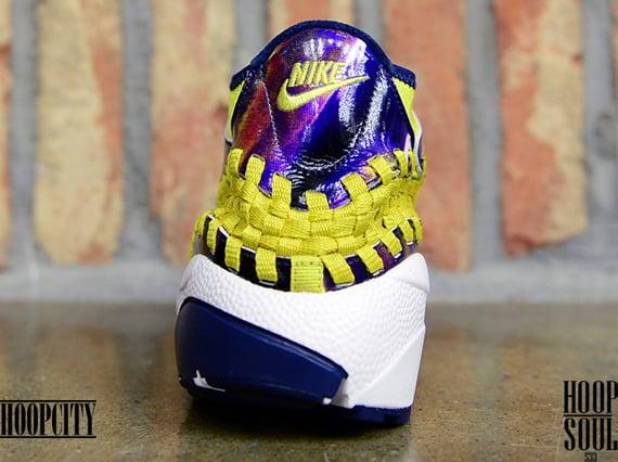 Nike Air Footscape Woven Chukka YOTH
