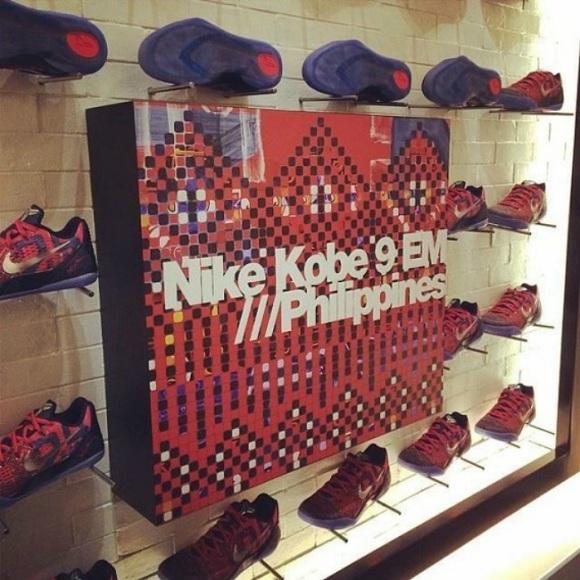Nike Kobe 9 EM Philippines
