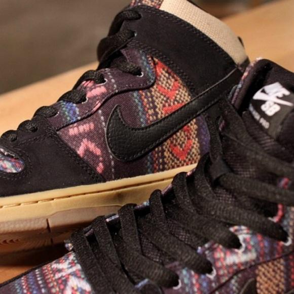 Nike SB Dunk High Hacky Sack