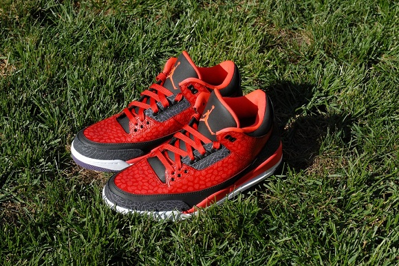 Air Jordan 3 Raptor Custom by HaveAir Customs