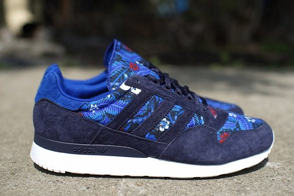adidas Originals ZX 500 Hawaiian (Blue)