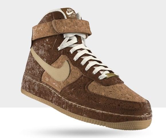 buy popular 2b2c5 abb76 Nike Air Force 1 High Premium Id