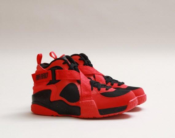 Nike Air Raid University Red