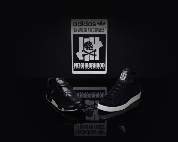 UNDEFEATED x NEIGHBORHOOD x adidas Consortium Micropacer
