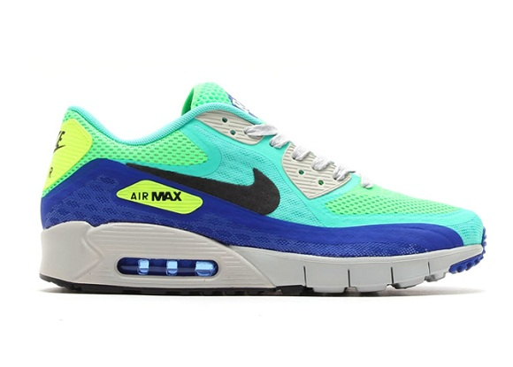 Nike Air Max 90 Breeze City Pack Rio - Detailed Pictures
