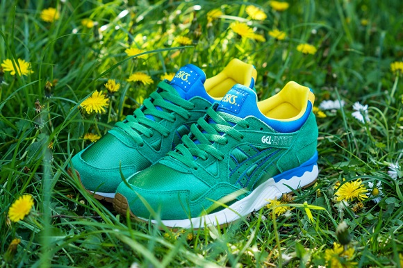 Asics Gel Lyte V and Gel Epirus Brazil Pack - Release Info