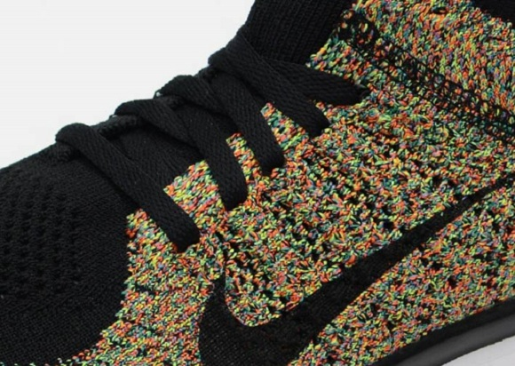 Nike Free 4.0 Flyknit Multicolor - New Detailed Photos