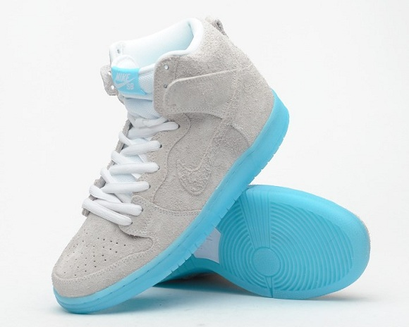 Nike SB Dunk High x Baohaus Chairman Bao - New Detailed Pictures