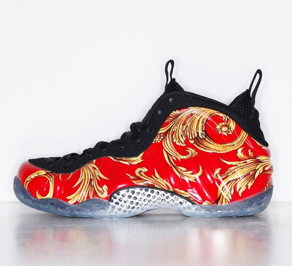 Supreme x Nike Air Foamposite 1 Collection - Available Now