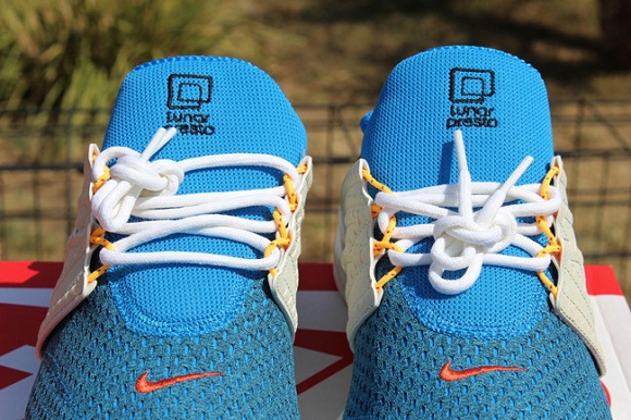 Nike Lunar Presto - Photo Blue/Atomic Orange
